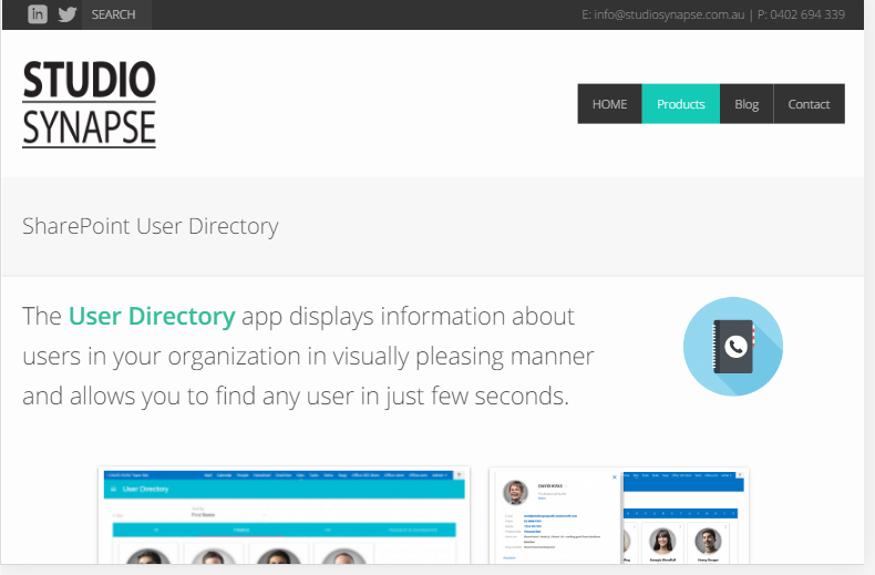 Sharepoint User Directory 1.PNG