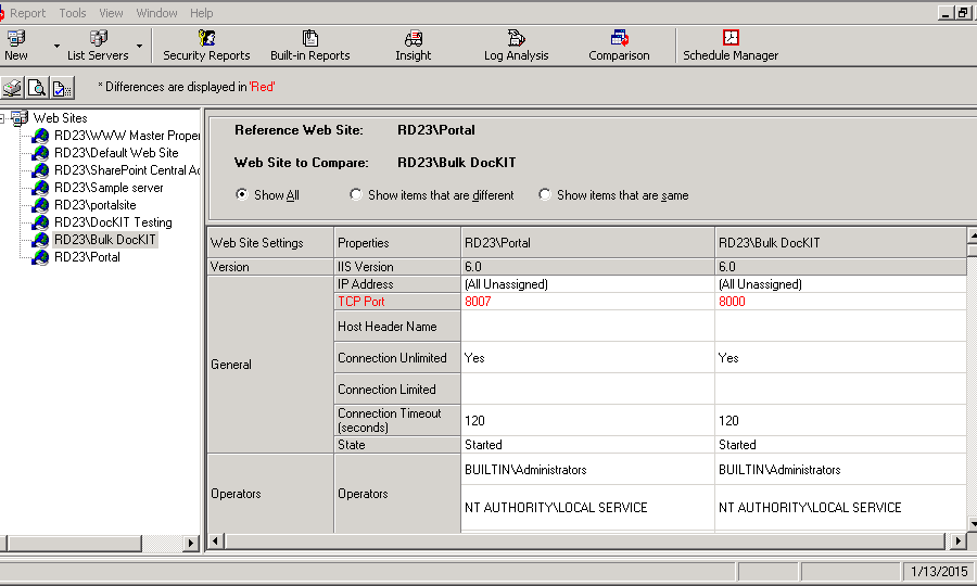 arkiis-6-server-and-site-comparison.png
