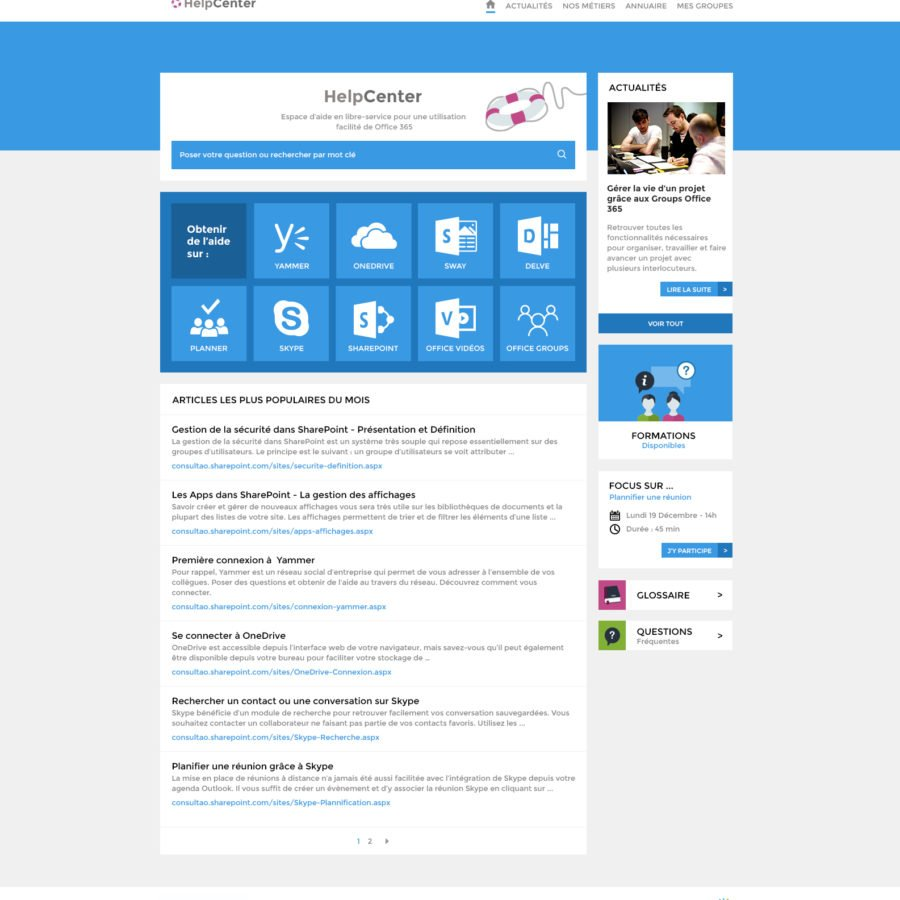 Best SharePoint Site & Application Templates | 2010, 2013, 2016 ...
