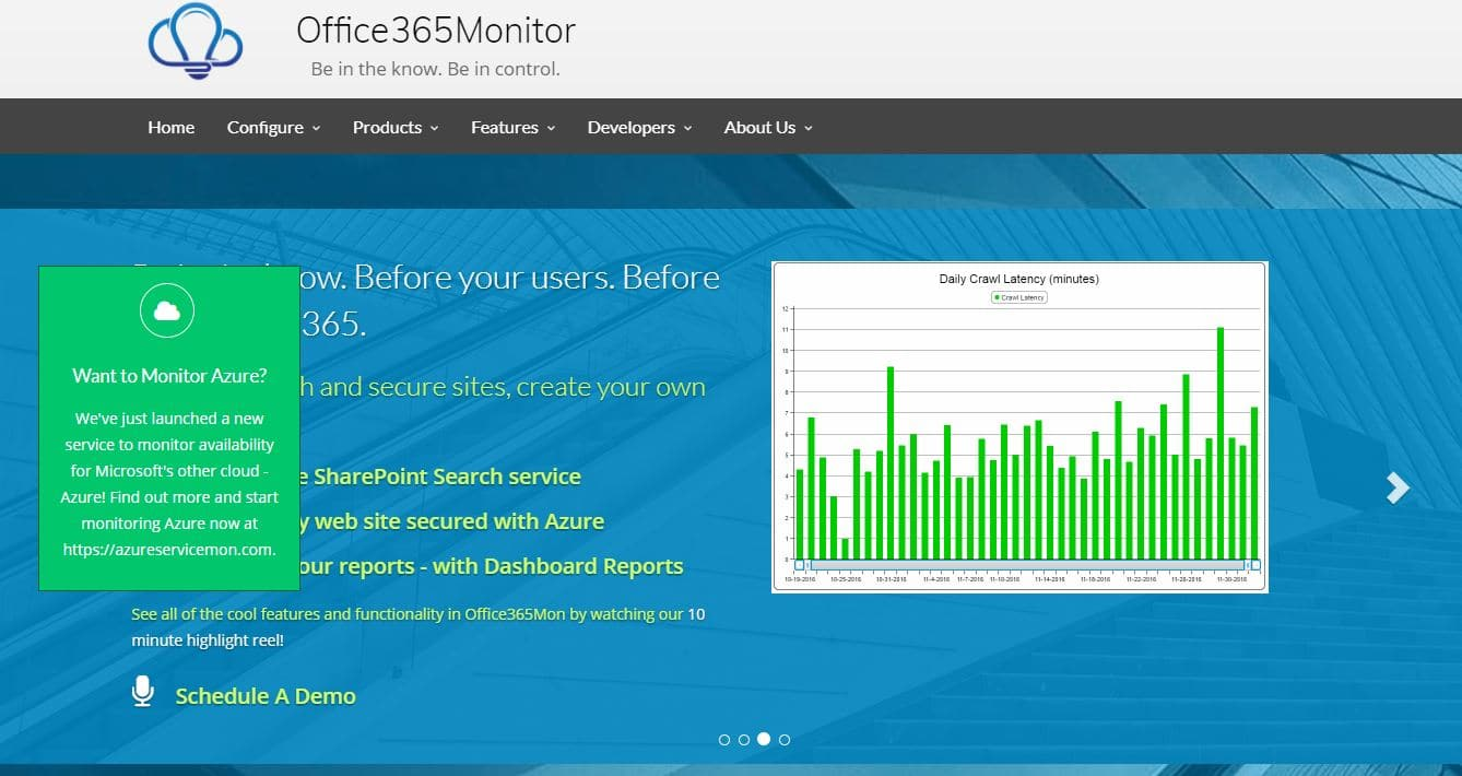 Office 365 monitoring Archives - Collab365 Directory